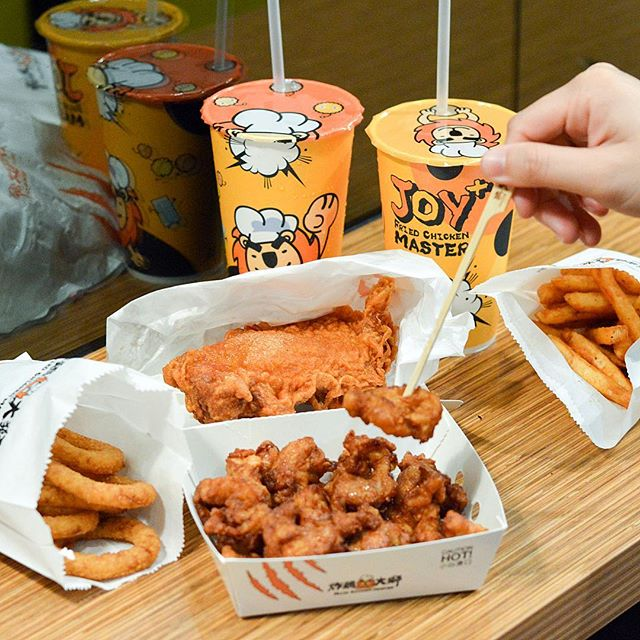 For Juicy, Taiwanese Fried Chicken in NEX