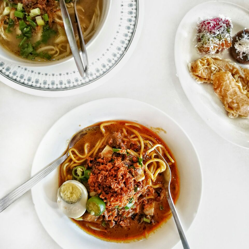 For A Johorean Breakfast Feast