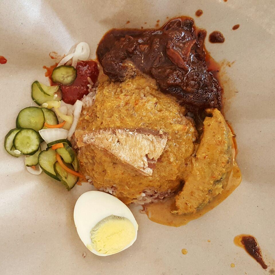For Delicious Kelantanese Nasi Dagang