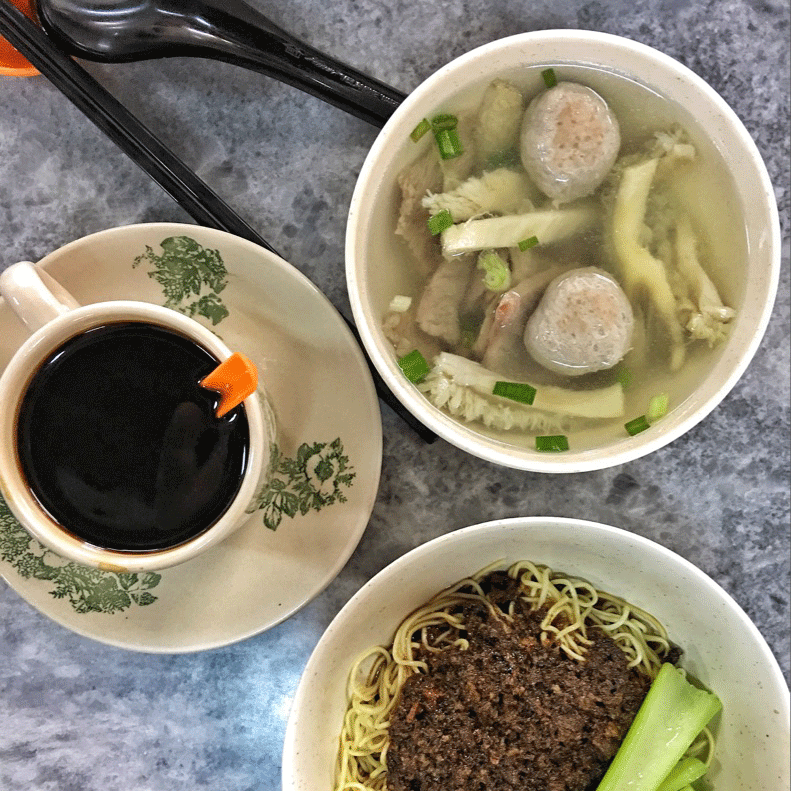 For a Quick Beef Noodles Lunch