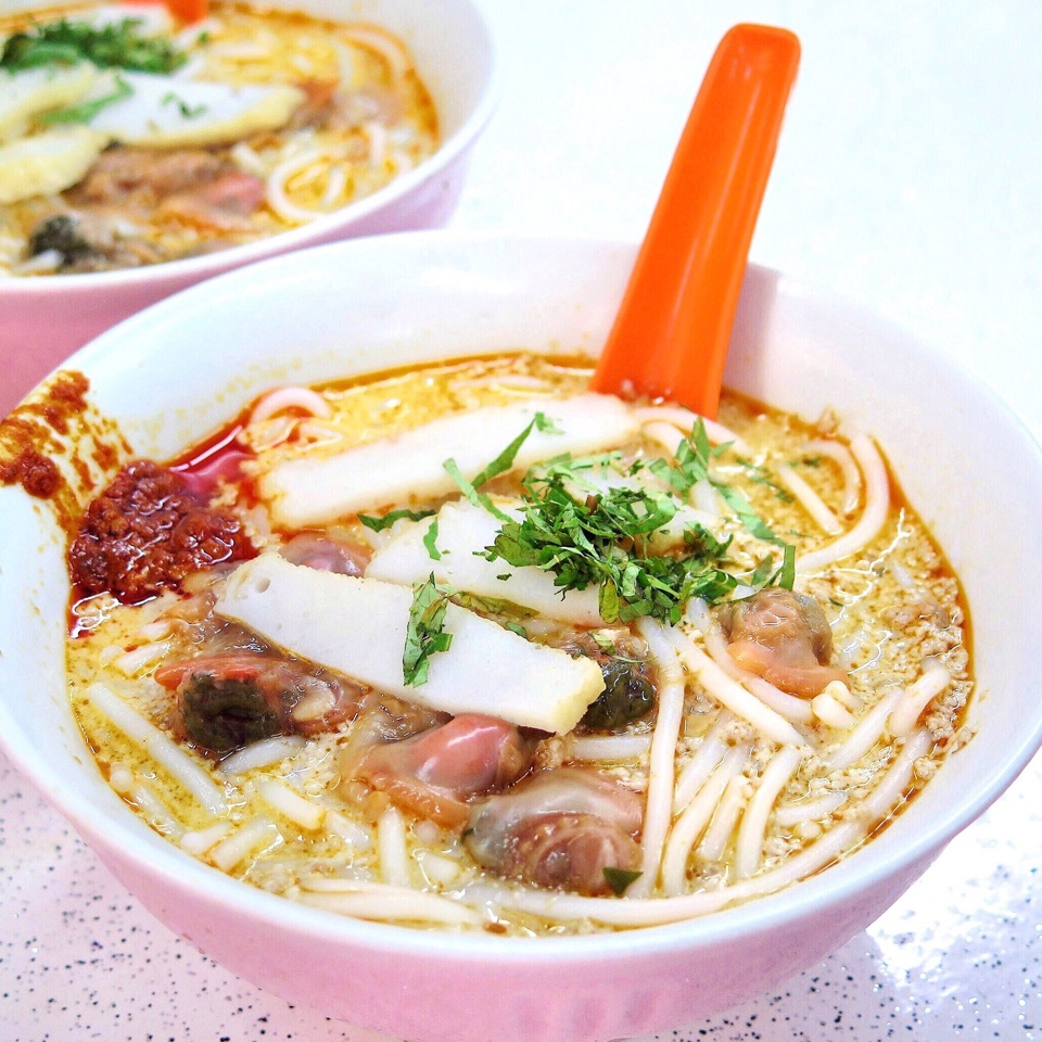 For Consistently Good Laksa