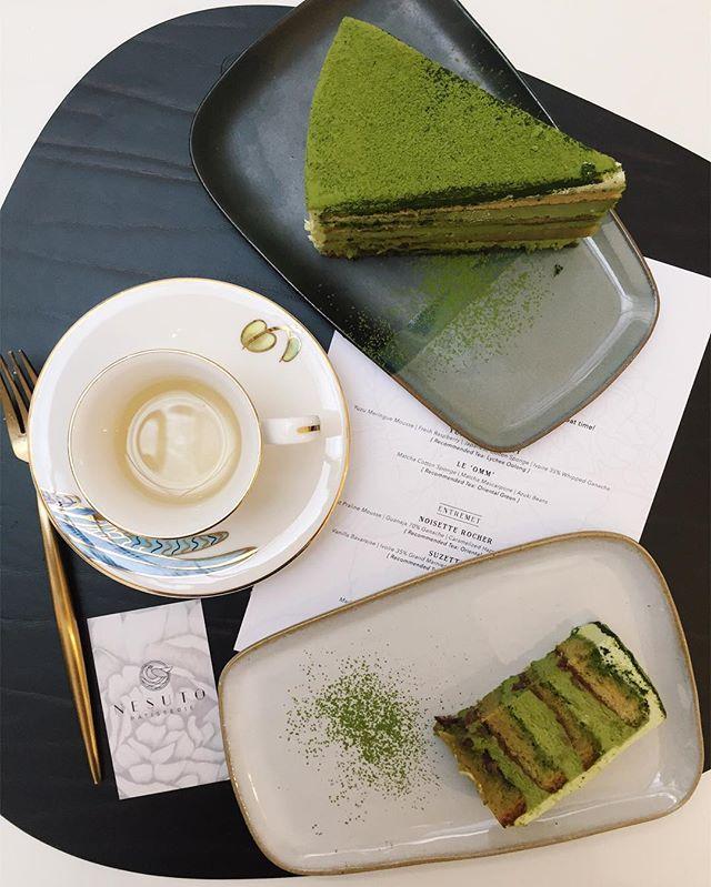 For Sweet Treats in Tanjong Pagar