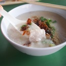 He Ji Porridge 和记粥 (Maxwell Food Centre)