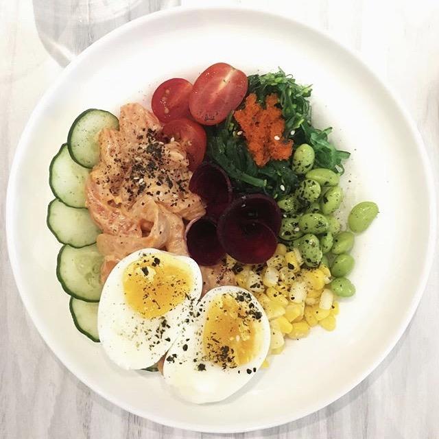 For Lush Sashimi Bowls