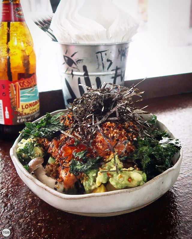 [Alter Ego] • If you love poke bowls, you will love this.