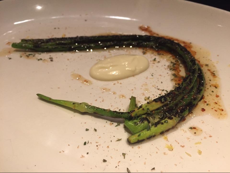 Garlic Shoots ($12)