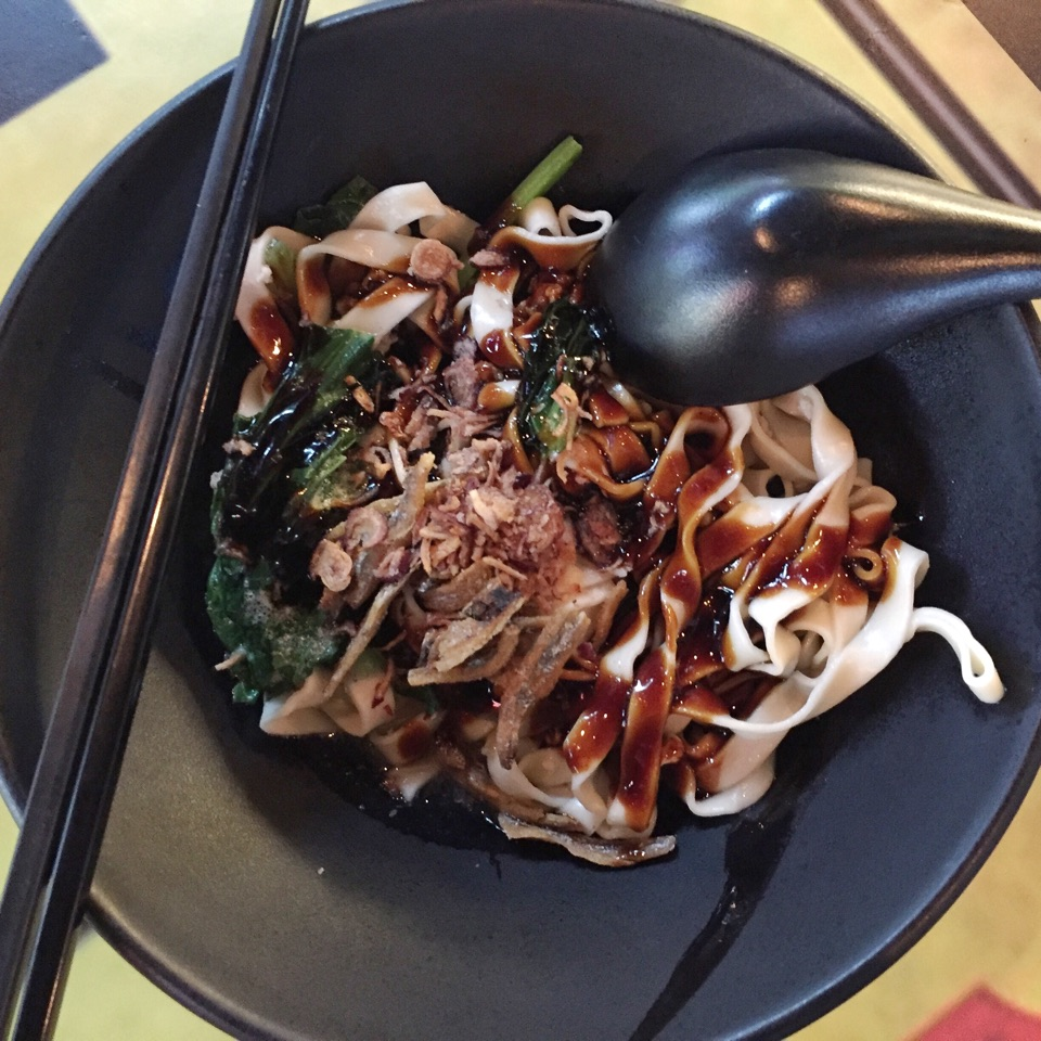 Dry Ban Mee ($3.30)