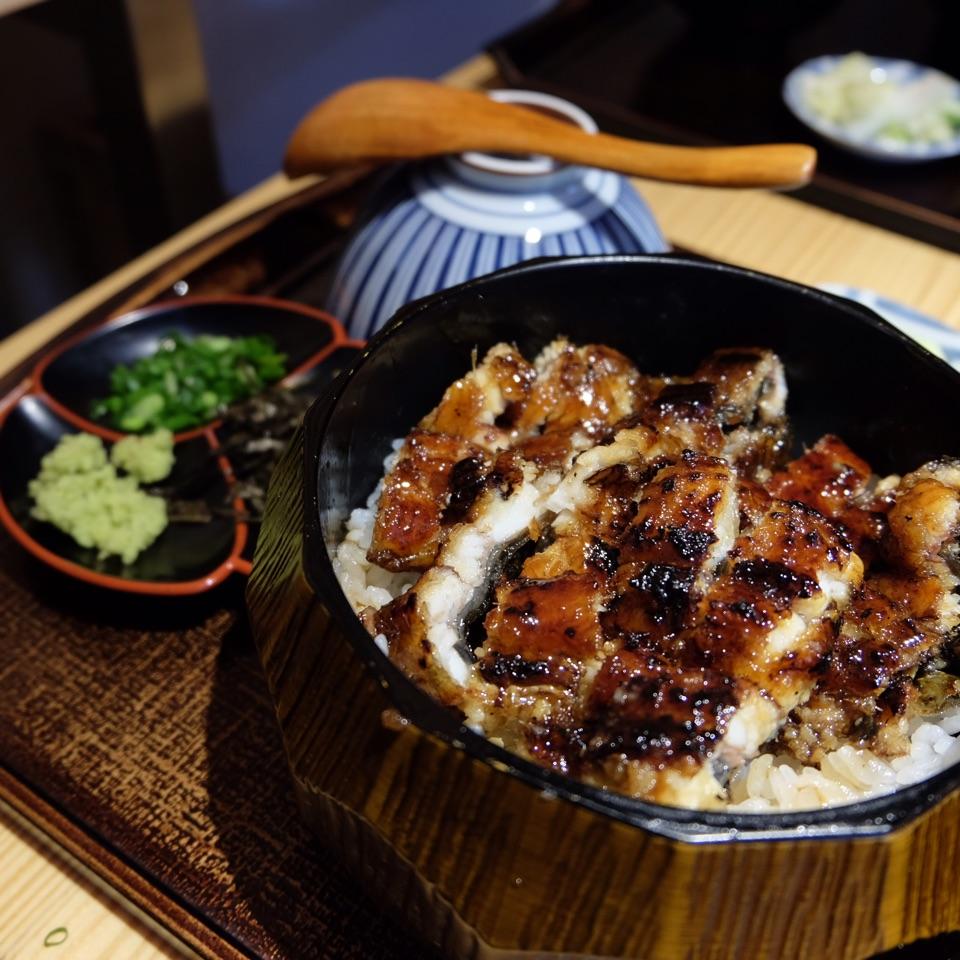 Missing Freshly Grated Wasabi Hitsumabushi Set