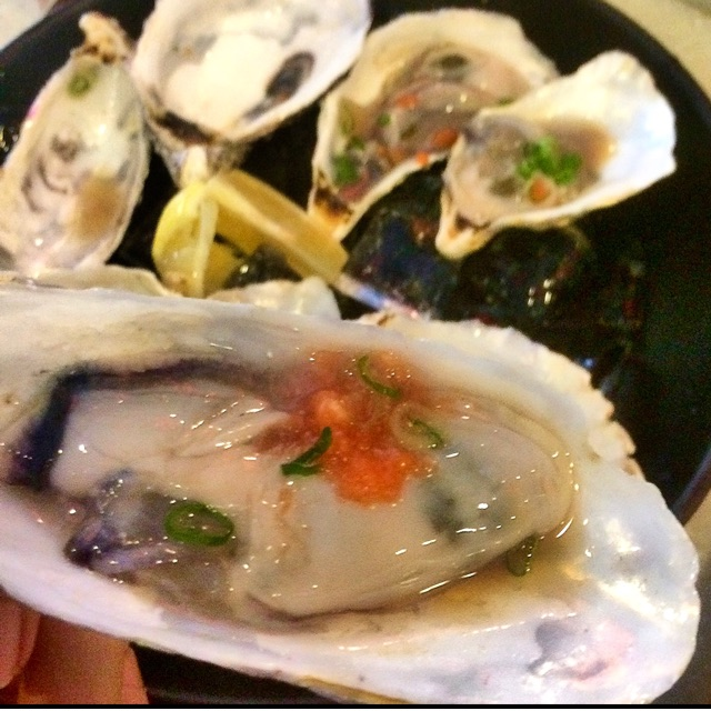 Oyster ($1++)