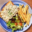 Shitake Mushroom on Brioche Toast S$13 = not sharing!!!