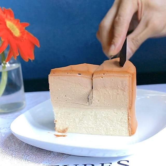 """Thai Milk Tea Formage Cake, and """"Beauty & The Beast"""" for brunch?"""