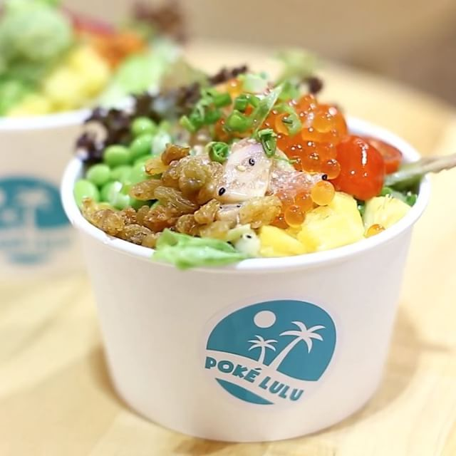 Another Poke Bowl shop?