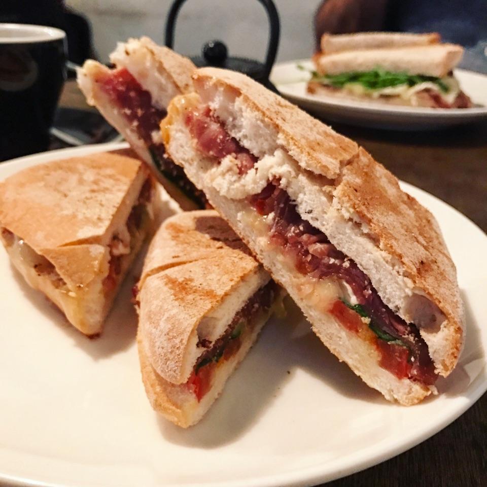 Prosciutto Sandwich ($15)