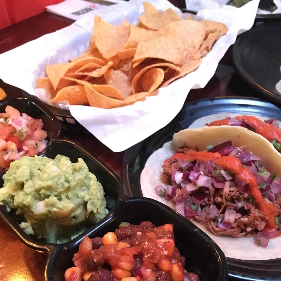 Delicious Mexican Fusion Food