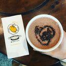 Lets Chill and be lazy like Gudetama  Hot Chocolate - S$6.90++ 📍: @gudetamacafesg