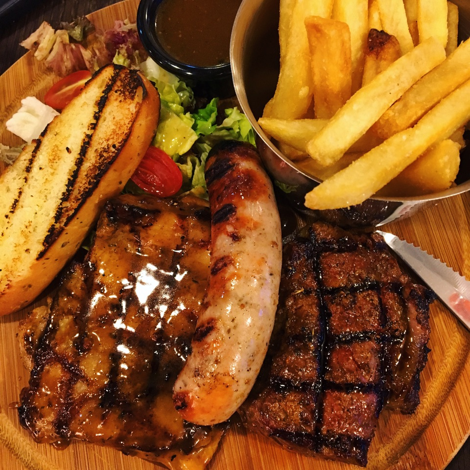 Mixed grill by camy tong burpple