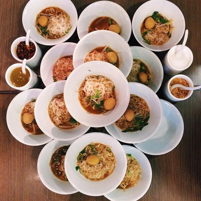Thai Food At Bedok