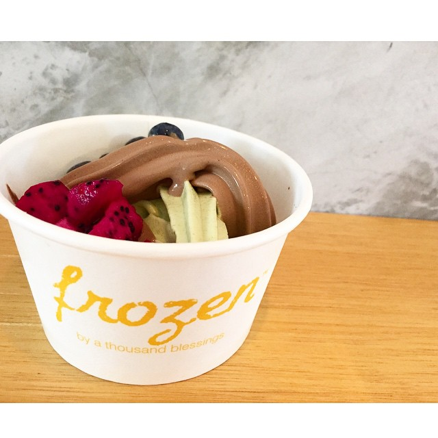 🙋🙋🙋🙋 smooth creamy yogurt.