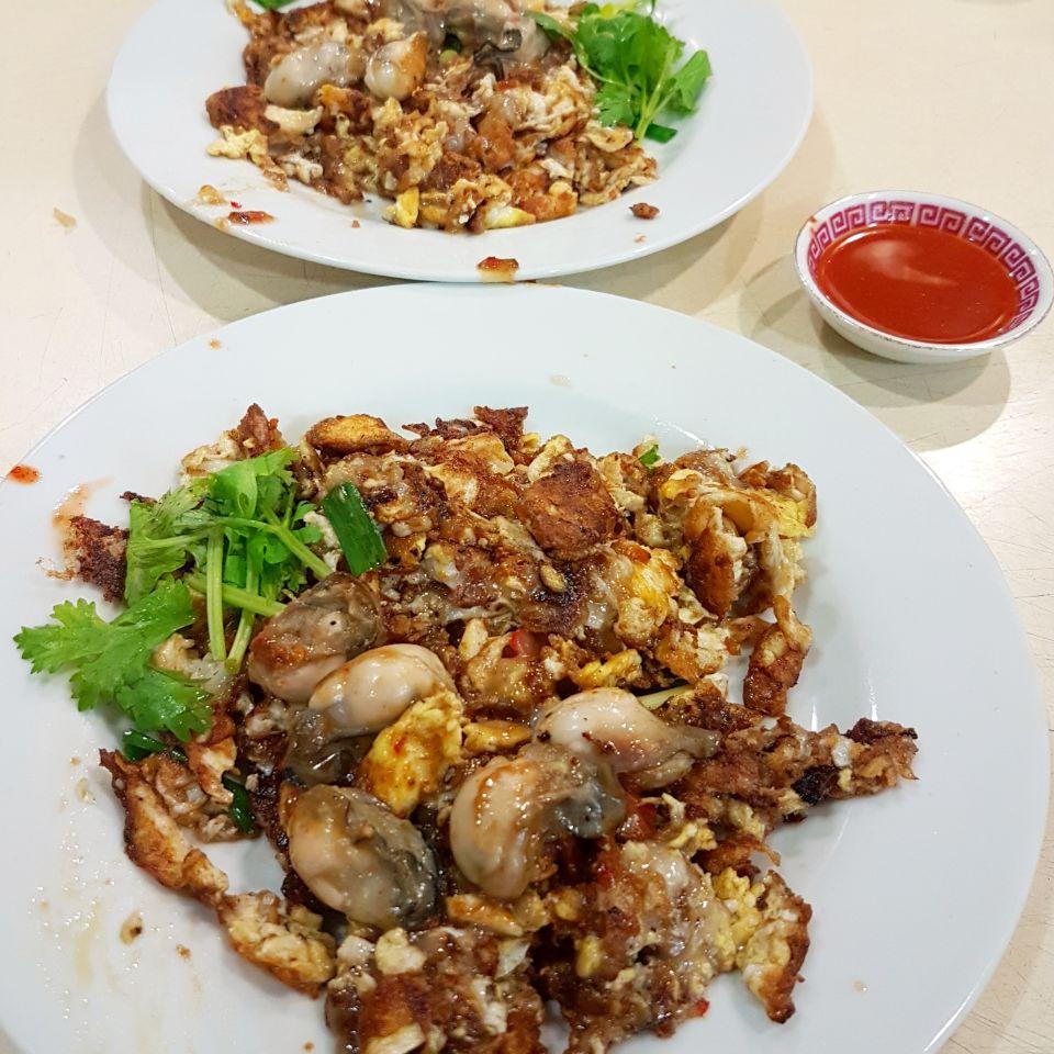 Strong wok hei, not THE BEST but still good.