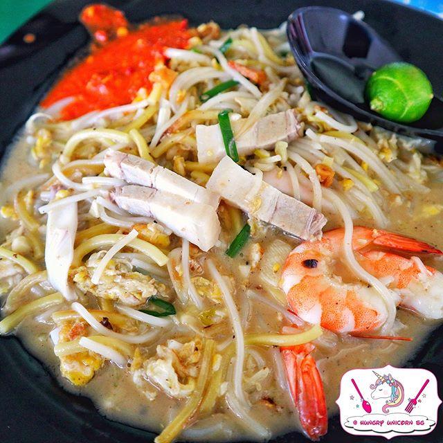 Xiao Di Fried Hokkien Mee 小弟炒虾面. By HungryUnicorn SG