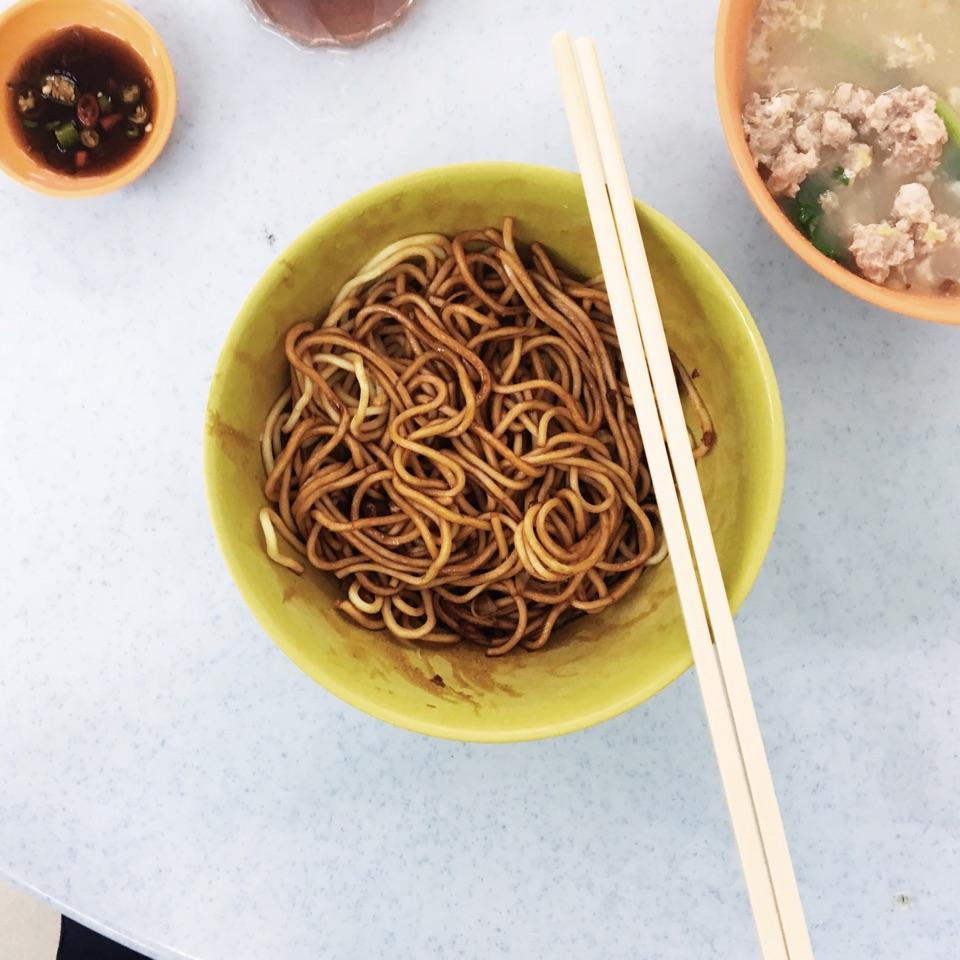 Best Pork Noodle at Sunway