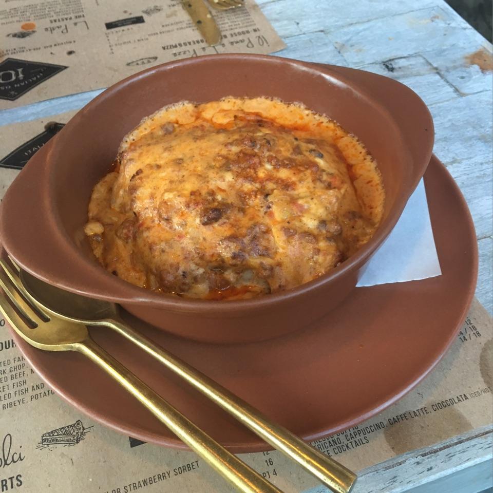 For hearty Grandma style Lasagne