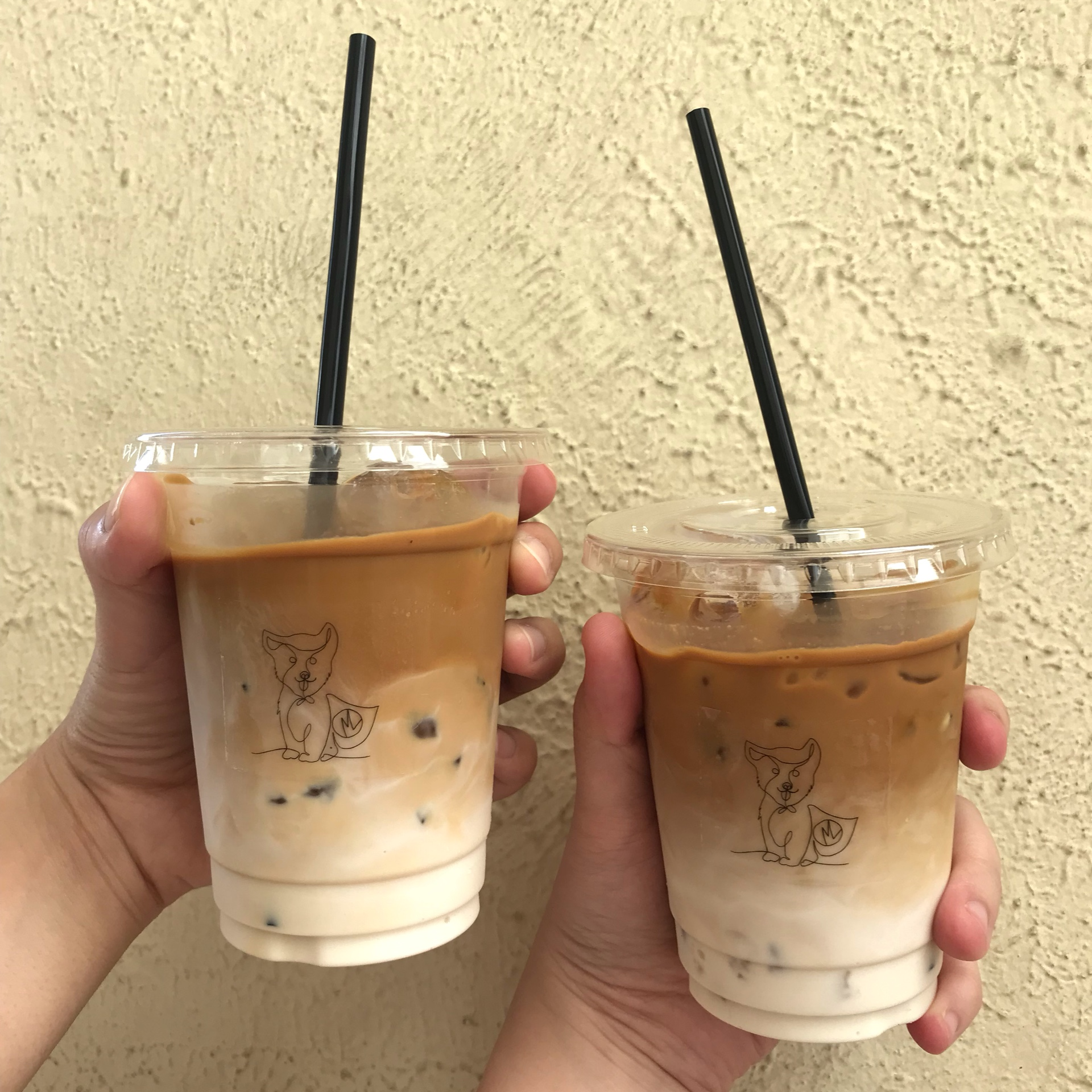 Cereal Milk Latte ($7.50) By Chu Ning