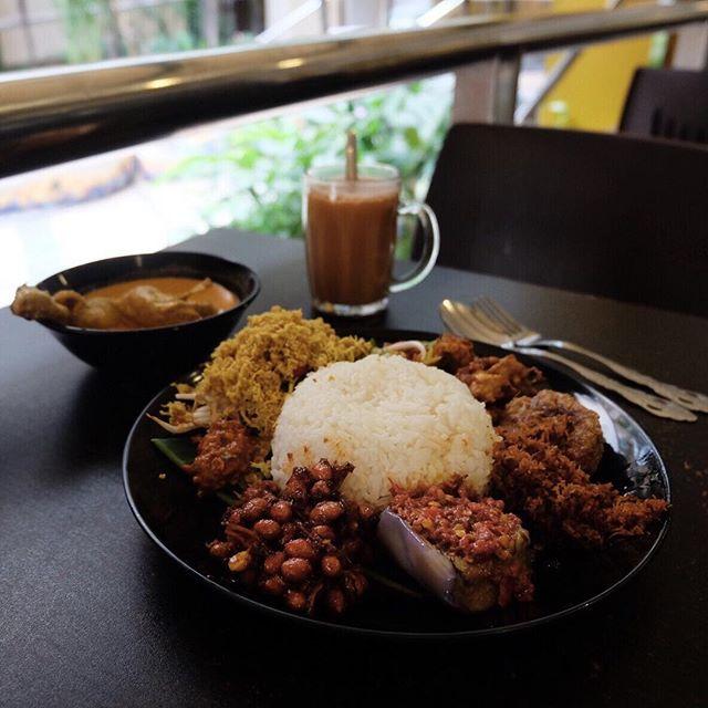 Nasi Ambeng .