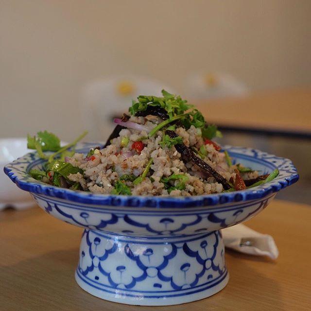 Spice Pork Salad ($5) .