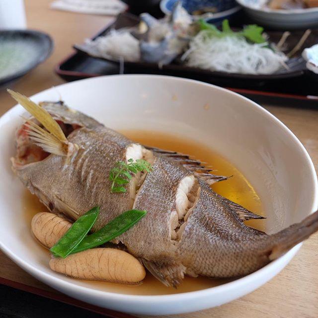 Boiled Fish (¥500+¥300) .