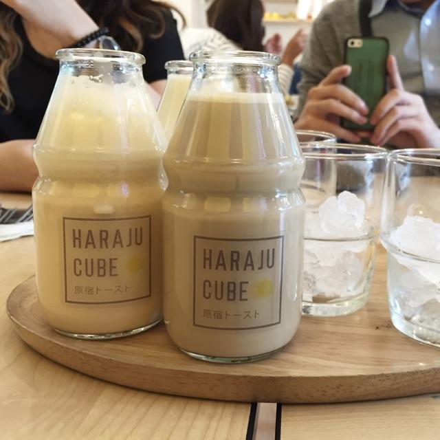 Haraju-Milk