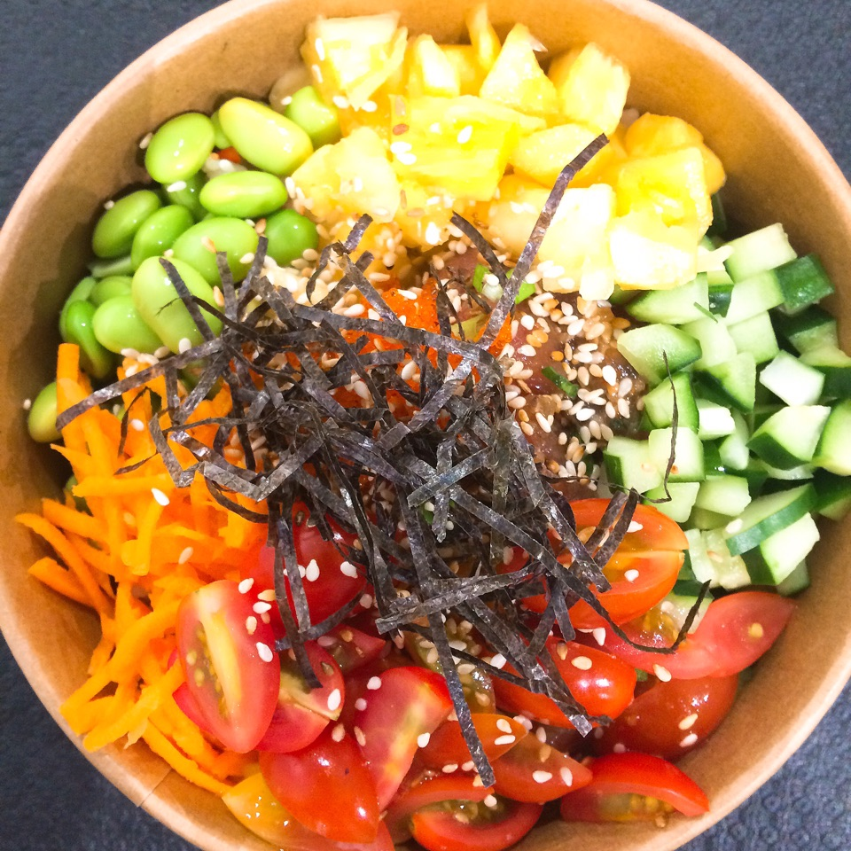 This Is The Biggest New Thing In Lunch - Poke