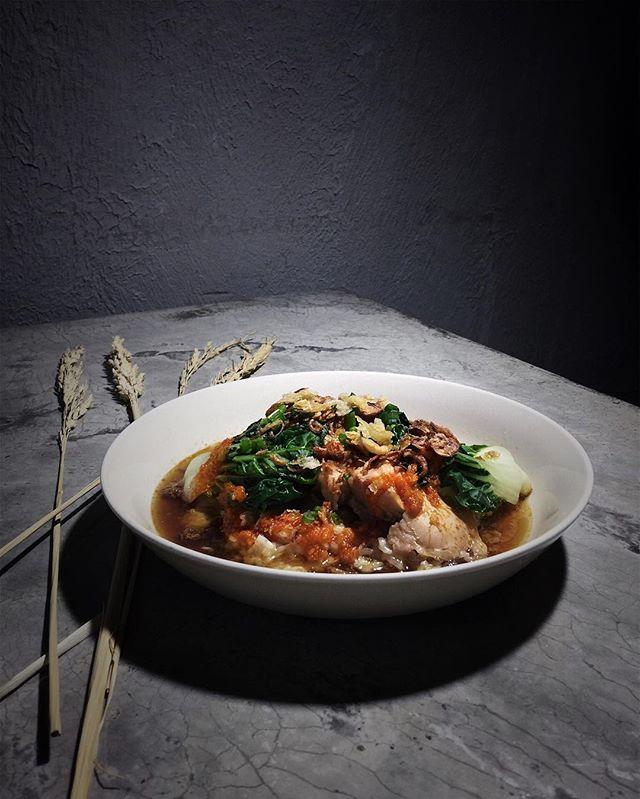 Hainanese Chicken Rice Risotto ( $20 ) .