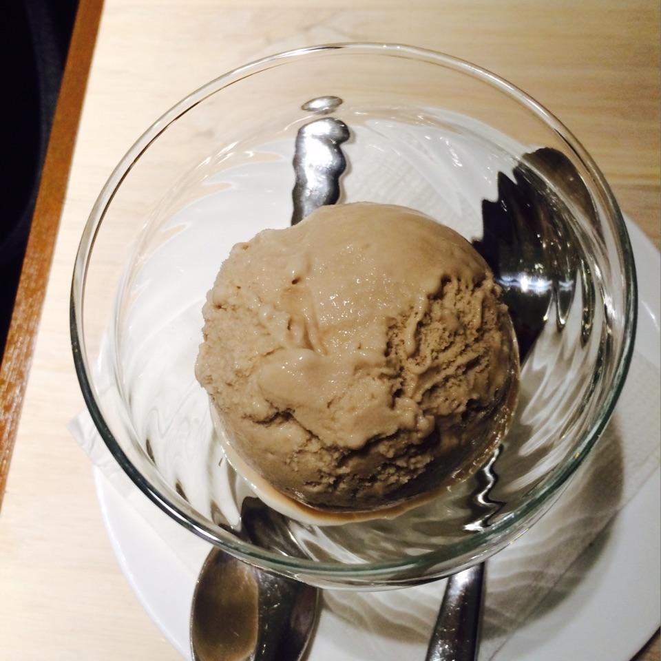 Balsamic Vinegar Ice Cream