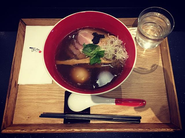 Lucky to be able to taste the world's first Michelin star ramen at Tsuta without a long queue.