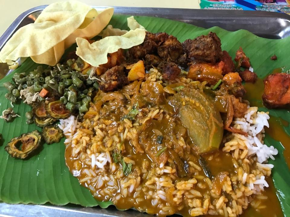 Banana Leaf Rice (BLR)
