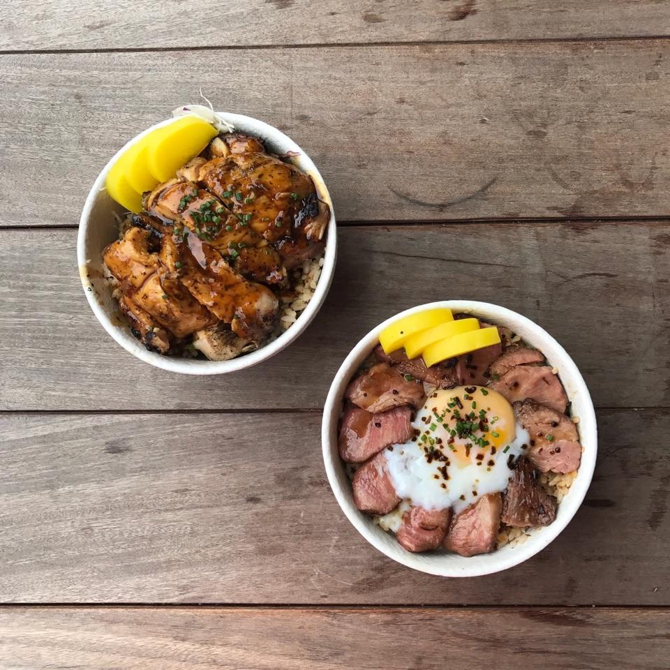 Generous Rice Bowls Of Satisfaction