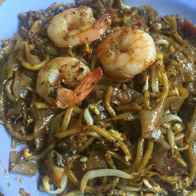 Char Kway Teow.