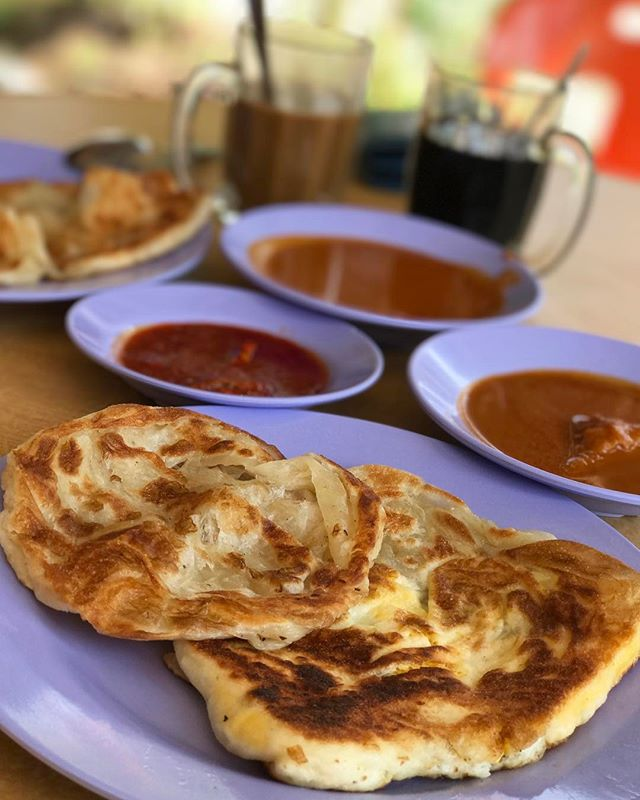 One of the better Prata.