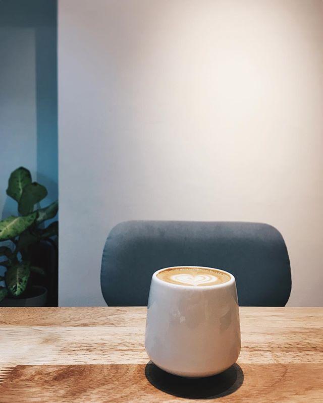 您今天的咖啡,好喝吗? .