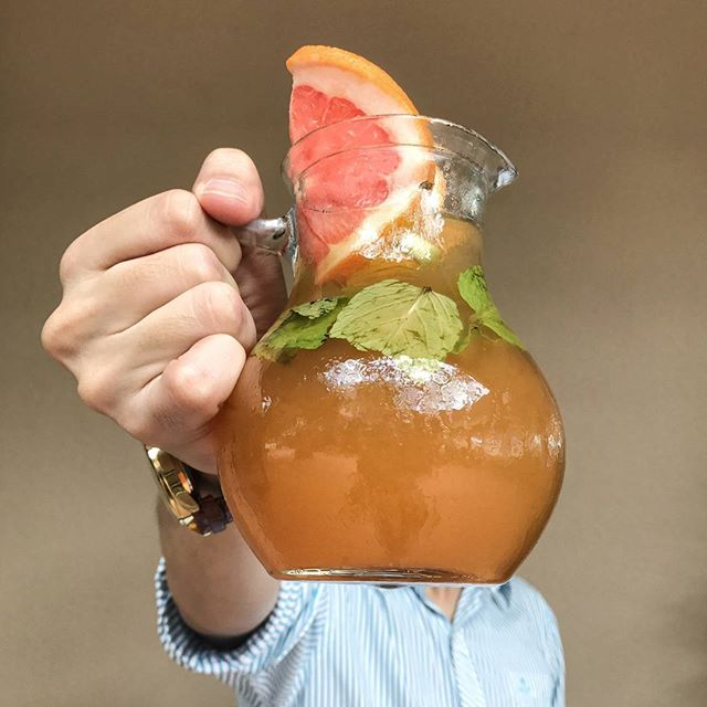 Let's all raise a drink for the weekend.