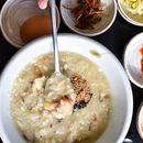 韓国粥専門店 味加本