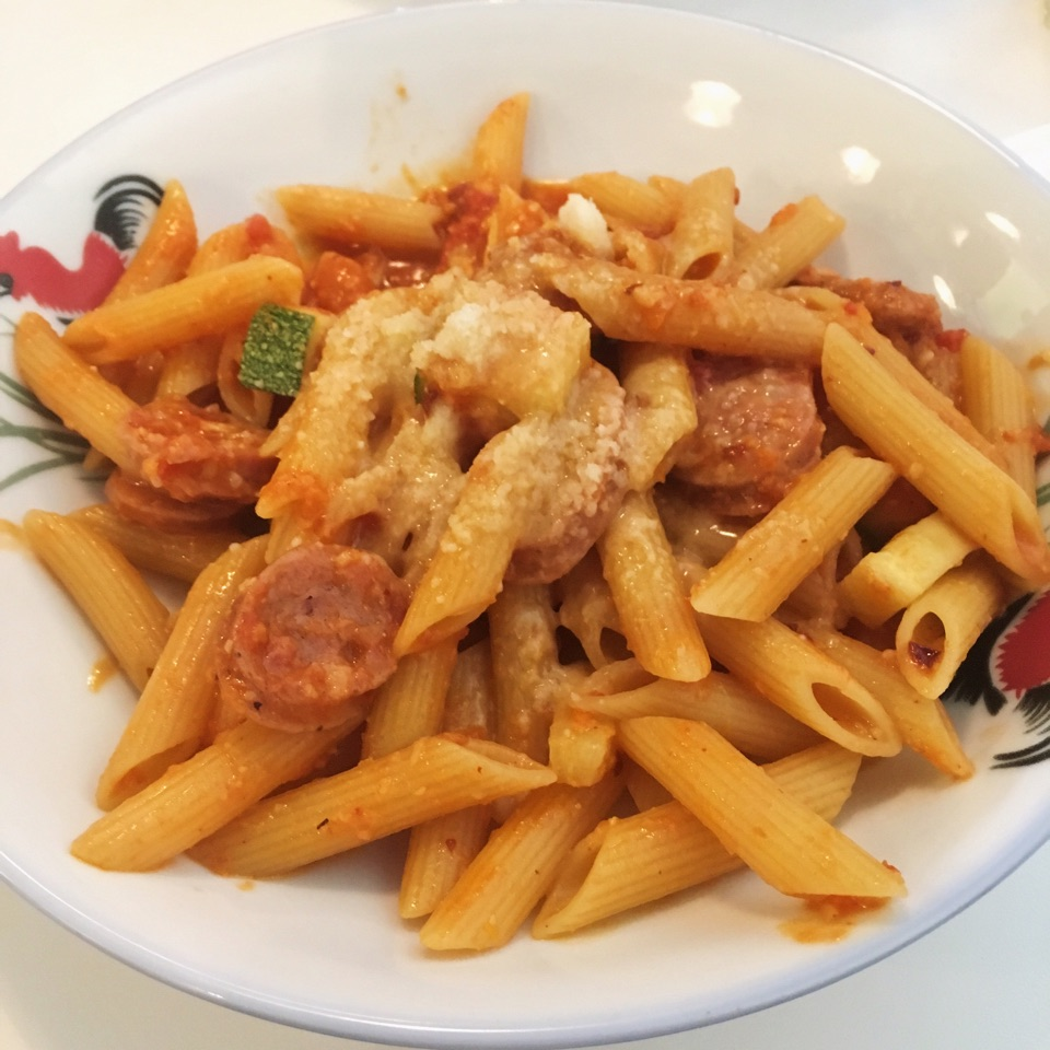 A Penne For Your Thoughts?
