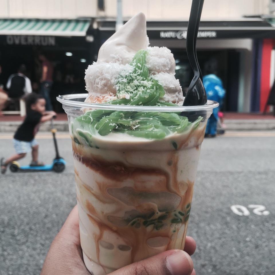 Chendol Ice Cream Is Back!!