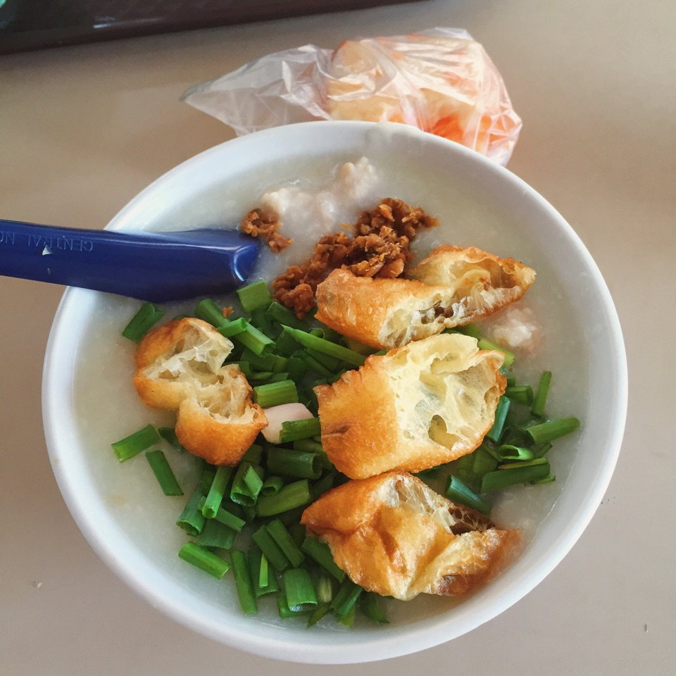 Chai Chee 皮蛋粥,Coconut Pancake