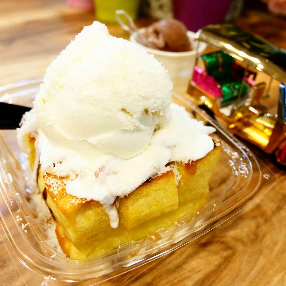Aloha Coconut Shibuya Toast