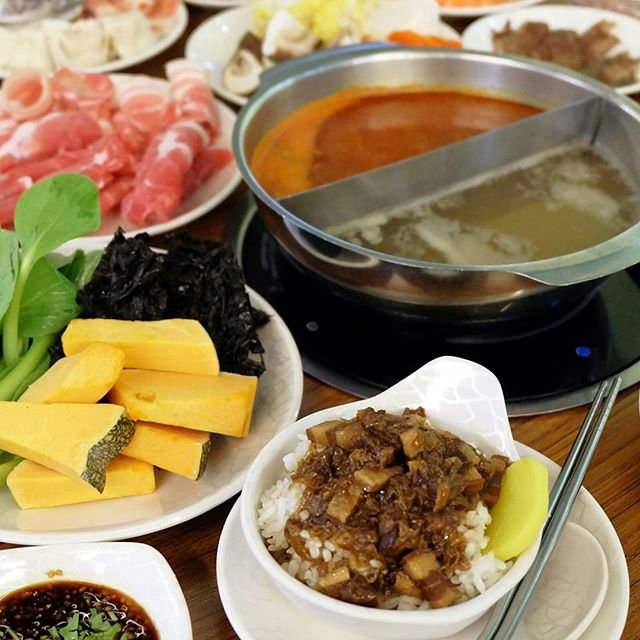Homely Taiwanese Steamboat