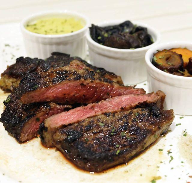 Break-up Steak