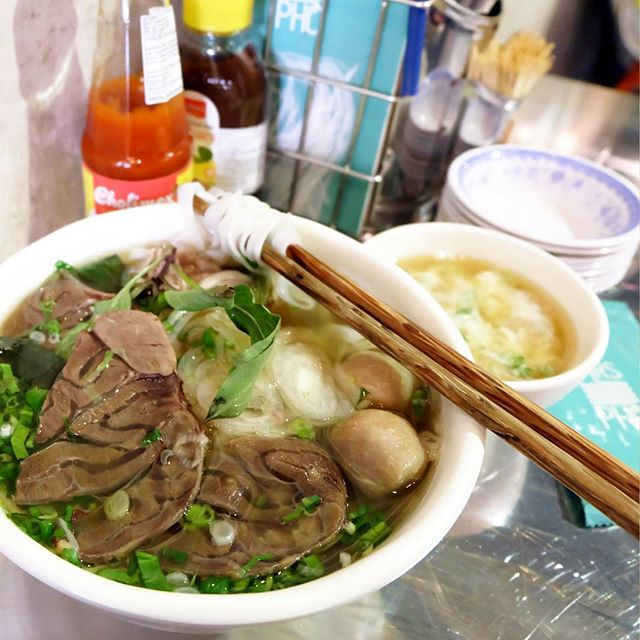 Special Beef Combination Noodle Soup ($9.90)