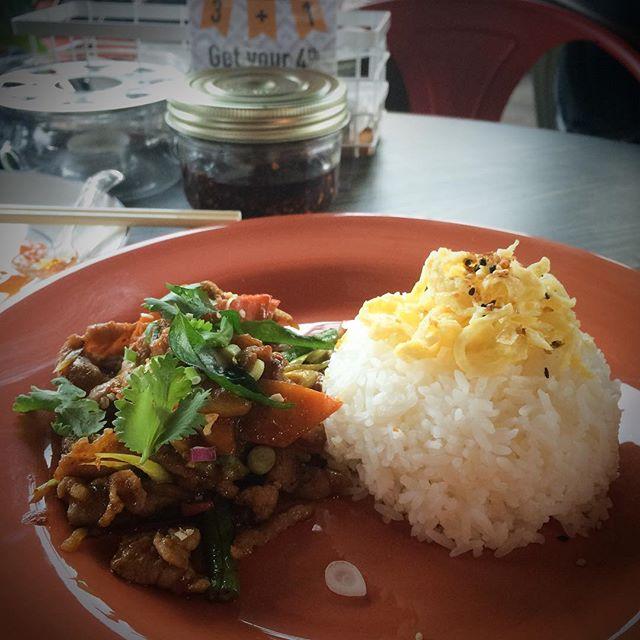 Kam Heong Pork